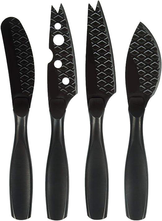 3 piezas Boska Juego de cuchillos de untar Mini Copenhagen Para quesos crema