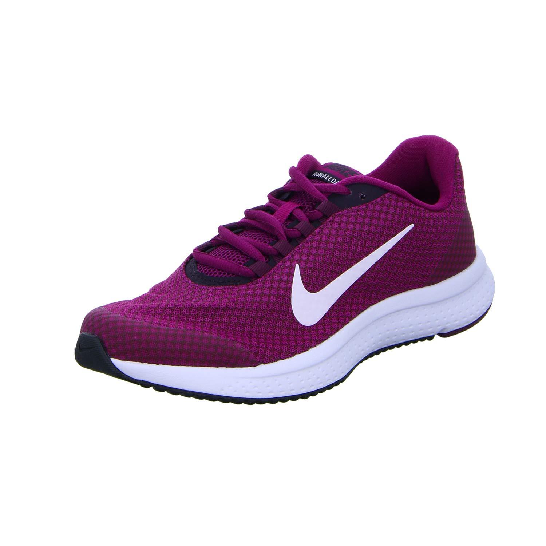 Nike Tanjun Hi (GS), Stivali da Escursionismo Alti Donna