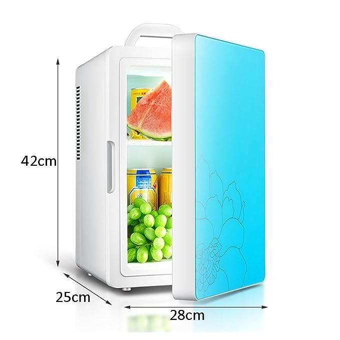 YLLXX Refrigerador Casero Pequeño Refrigerador Refrigerado Mini ...
