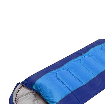 S Frío Impermeable A Prueba De Viento Envuelto Empalmado Doble Saco De Dormir Cómodo