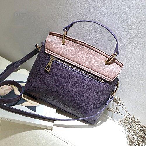 Spring Pu Summer Wild Casual Fangyou1314 Quality Handbags Platinum Fabric And Macarons Hx5WY