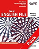 New English File Elementary: Workbook with MultiROM Pack: Workbook and MultiROM Pack Elementary level (New English File Second Edition)
