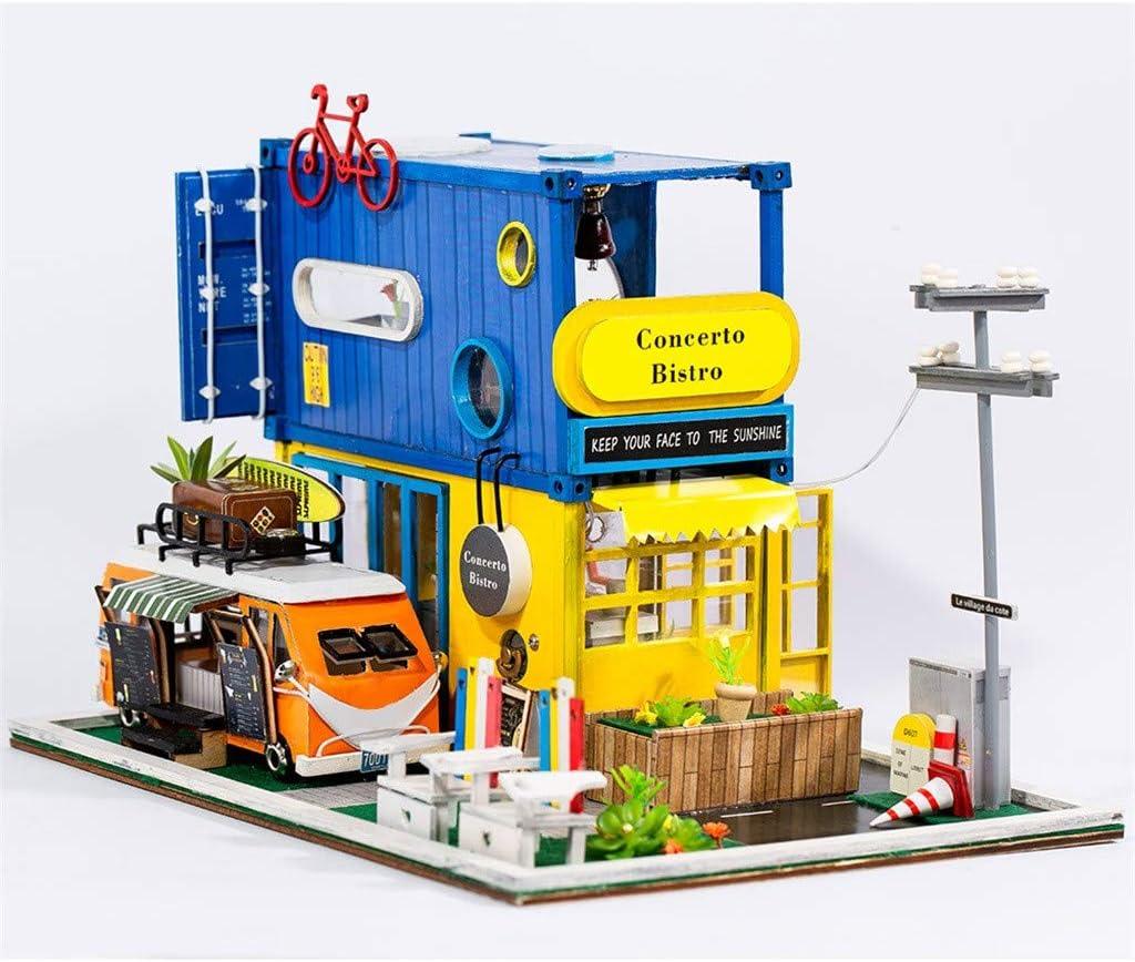 1:12 Miniature dollhouse led light with 20cm line doll house accessor/_YC