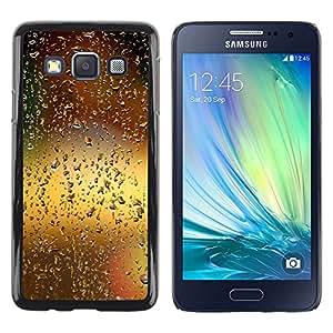 Exotic-Star ( Water Drop Bokeh ) Fundas Cover Cubre Hard Case Cover para Samsung Galaxy A3 / SM-A300
