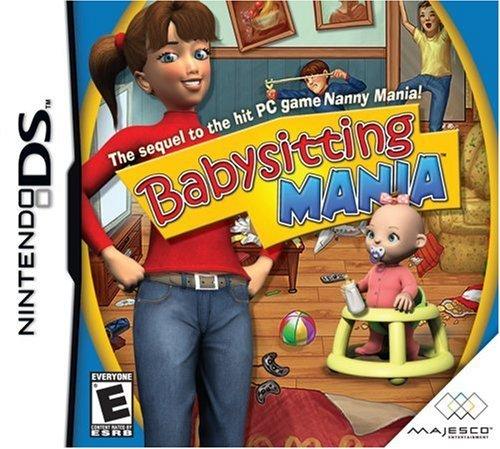 Babysitting Mania - Nintendo DS by Majesco