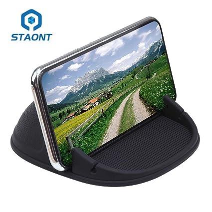 Amazon.com: Staont - Soporte de teléfono para coche de ...