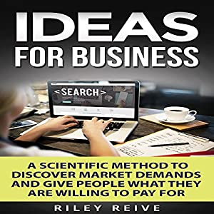 Ideas for Business Audiobook