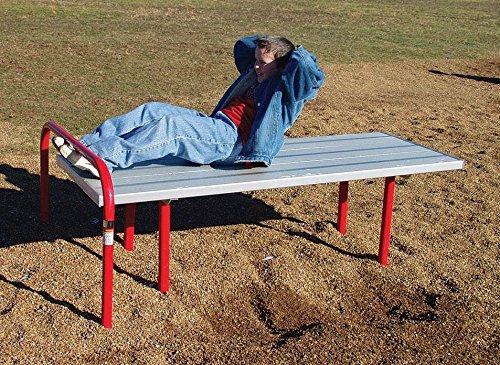 Sit Up Station (Galvanized) by SportsPlay