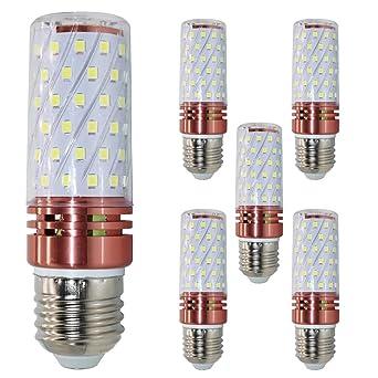 Bombilla LED E27 de maíz 15 W, mazorca de maíz, 6000 K, 1500
