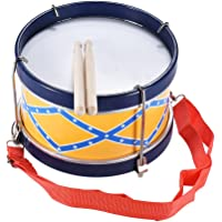 ammoon Snare Drum Musical Toy Percussion Instrument with Drum Sticks Strap for Children Kids (Type 1)