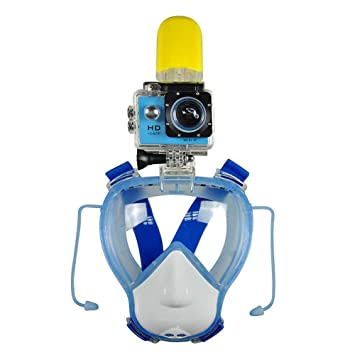 Trendyest - Máscara de Buceo para Niños antivaho para Buceo, Azul