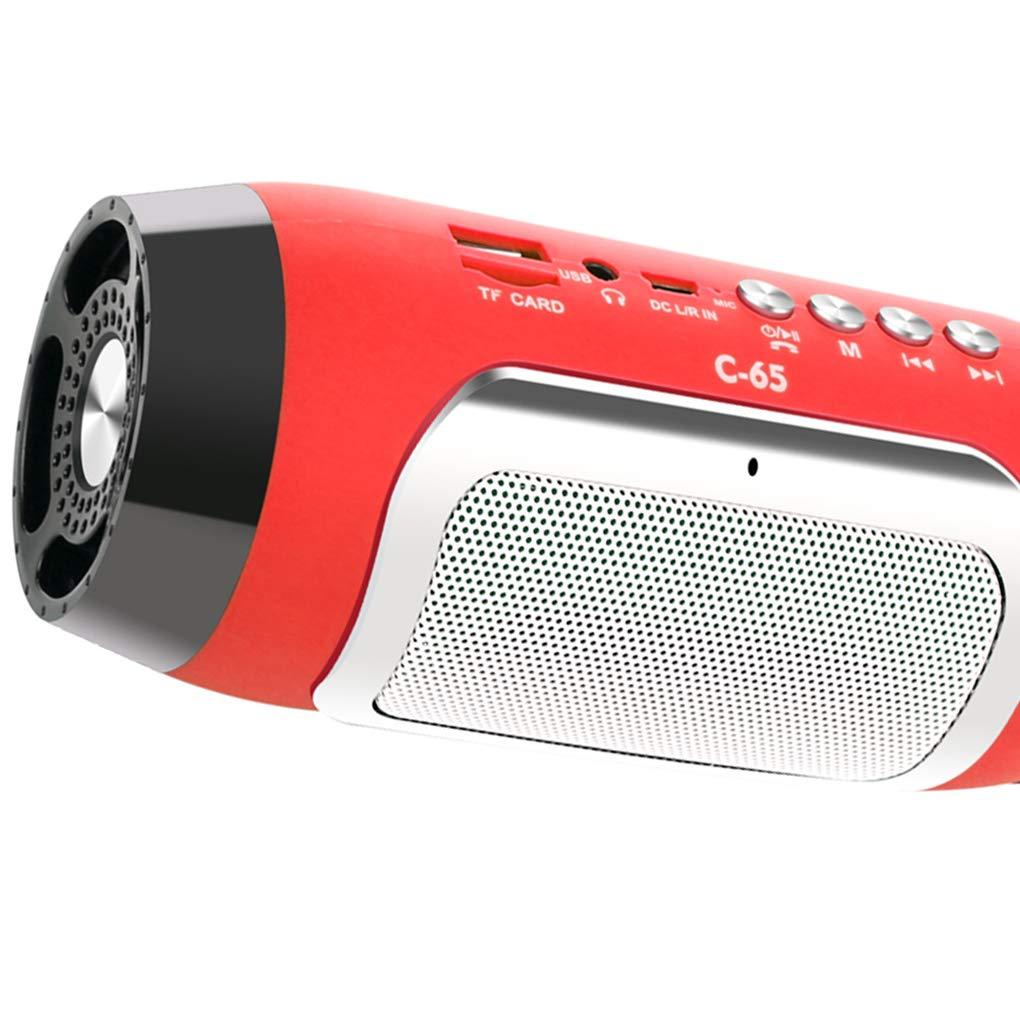 F-blue C-65 chiede Radio FM Senza Fili Bluetooth Speaker TF di Sostegno Bluetooth Speaker TF USB del Giocatore di Musica Hands-Free Subwoofer