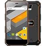 "NOMU S10-IP68 Smartphone Tri-Proof Impermeabile 4G LTE 5.0"" IPS Screen Android 6.0 Quad Core 1.5GHz 64bit 2GB+16GB 8MP Camara Shockproof Antipolvere"