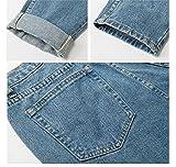 Sorrica Women's Jeans Stretch Straight-Leg