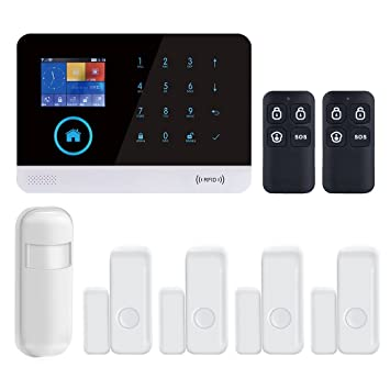 Amazon.com : Colorful Display Touch Keypad Home and Business ...