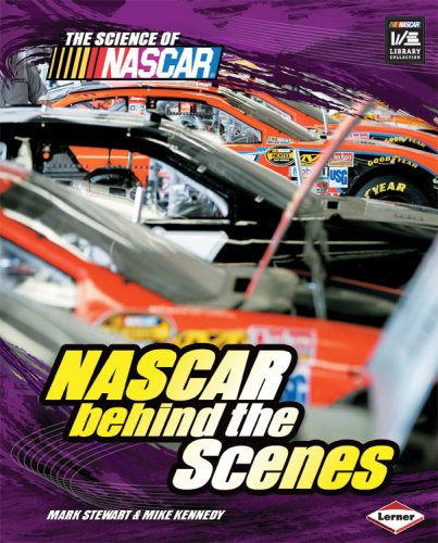 NASCAR behind the Scenes (The Science of Nascar) ebook