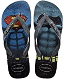 Havaianas Men's BATMAN V SUPERMAN Flip Flops