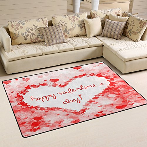 Valentines Day Rugs