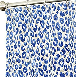 Extra Long Shower Curtain Unique Shower Curtains 84 Inch Shower Curtain Animal Print