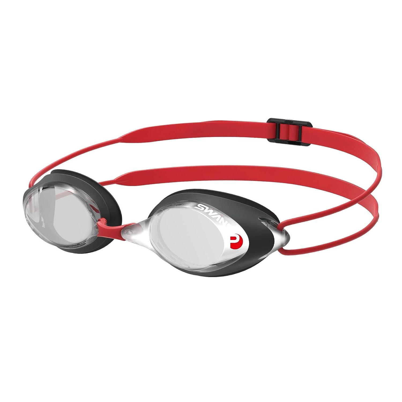 6d9d758b776 SWANS Mirrored Professional Swimming Goggles SRX-M (Smoke Blue)   Amazon.co.uk  Sports   Outdoors