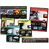 North Star Teacher Resource NST3053 Natural Disasters Bulletin Board Set, 6 Pieces