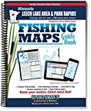 Northern Minnesota - Leech Lake Area & Park Rapids Area Fishing Map Guide