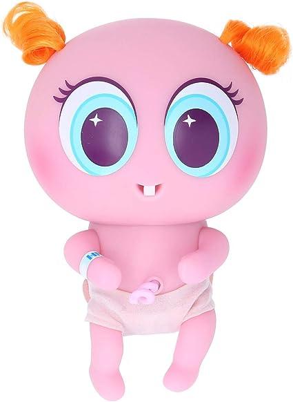 Neonato Ksi Merito Chivatita Bebé Ksi Merito Rosa Toys Games