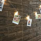 LED Photo Clip String Lights, FOME Led Photo Clips