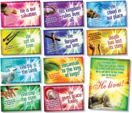 North Star Teacher Resources NS3115 Easter Bulletin Board Set