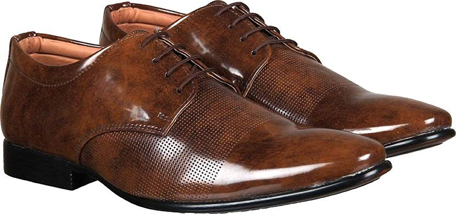 336ef32a861 Alphard Men's Latest Best Quality Leather Formal Shoes Office Shoes