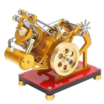 B Blesiya Térmica Energía Conversión Stirling Juguete Motor De zMLpGjqSUV