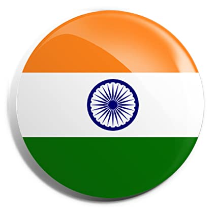 buy tohfah4u india flag badge online at low prices in india amazon in
