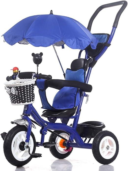 Carritos y sillas de Paseo Coche para niños, Carro de 1 5