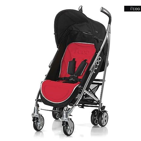 Icoo 2012 Universal Seat Pad Sitzpolster Sitzeinlage Chilli