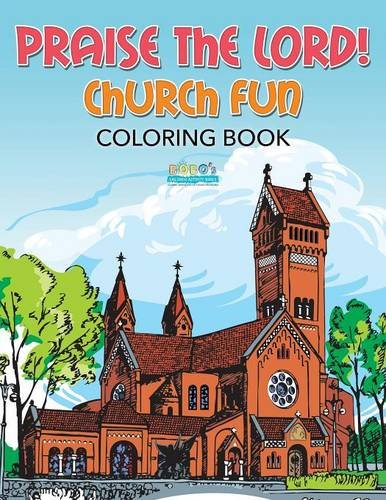 Praise the Lord! Church Fun Coloring Book pdf epub