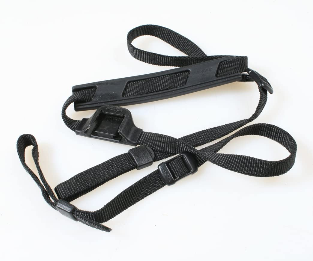 MINOLTA Camera Strap Vintage Thin Black