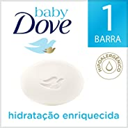 Jabón de tocador Baby Dove Humectación Enriquecida 75 g