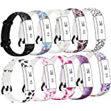 Fit-power Fitbit Alta Strap and Alta HR Strap, Adjustable Replacement Sport Strap Bands for Fitbit Alta and Alta HR Smartwatch Fitness Wristband