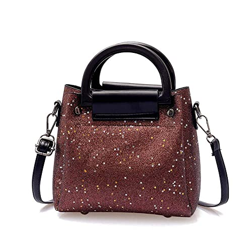 8ab5996bce1a Amazon.com  Aelicy Luxury Women PU Leather Handbags Fashion Women Messenger  Bags Bolsa Feminina Shoulder Bags Ladies Tote Bag Sac A Main Color Brown   Shoes