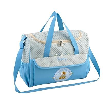 Bolsa de transporte Baby bolso bolsa para pañales Niños bebé Agua Densidad Mama – Bolso de