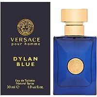 Versace Perfume - Pour Homme Dylan Blue by Versace - perfume for men - Eau de Toilette, 30ml