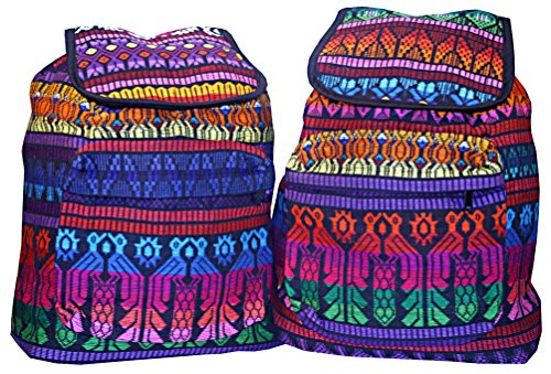 Colorful Hippie Inspired Backpacks