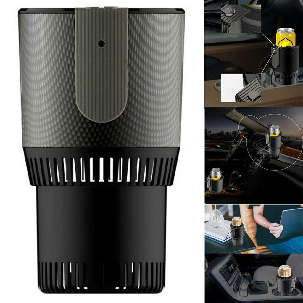 Car refrigeration cup Clearance , Electric Cooler Heater Warmer Cup Mug Bottle Holder Home Travel Office Car by Little Story