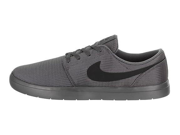 Nike Men's SB Portmore II Ultralight Dark/Grey/Black Skate Shoe 8 Men US:  Amazon.in: Shoes & Handbags