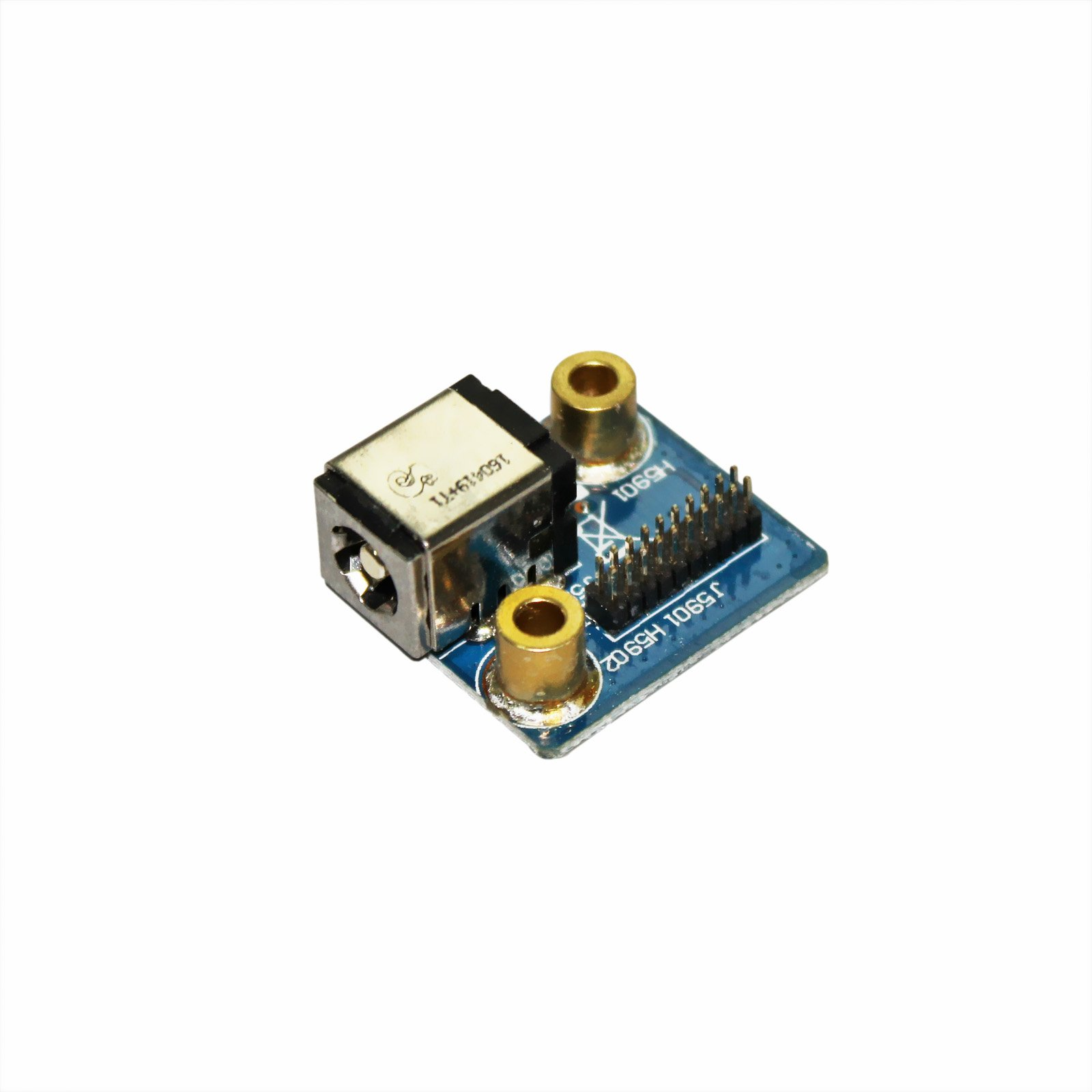GinTai DC Power Jack Board Charging Port for Asus RoG G75 G75V G75VX G75VW G75VM G75VX-BHI7N1 69N0NQC10C01 by GinTai (Image #1)