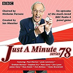 Just a Minute: Series 78