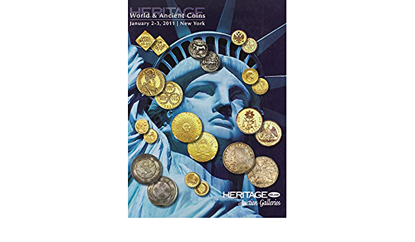 Heritage Auction World And Ancient Coins Auction 3012 Heritage Auctions 9781599675152 Amazon Com Books