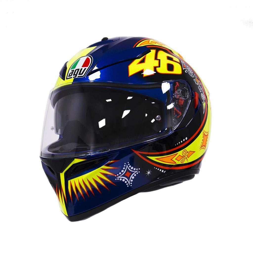 AGV K3-SV Rossi 2002 Rossi Motorcycle Helmet