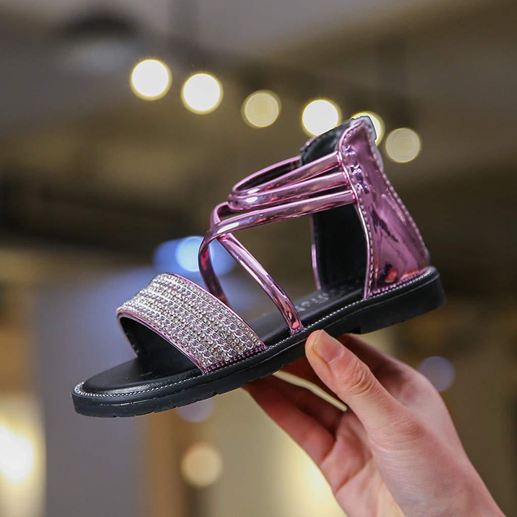 Lanskirt Sandalias Mujeres Verano 2019 de Impresi/ón de Logotipo Chanclas Color s/ólido Calzado Cocina Antideslizante ni/ña Zapatos Damas Zapatillas casa Sandalias cu/ña Mujer