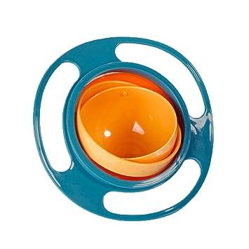 Gyro Bowl Baby Schussel Kinder Schalen 360 Degrees Kid S Gravity